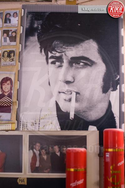 Ascanio Agnano, Little Tony - Torino - 08-02-2016 - Dal barbiere Ascanio: nel suo salone una schiera di vip