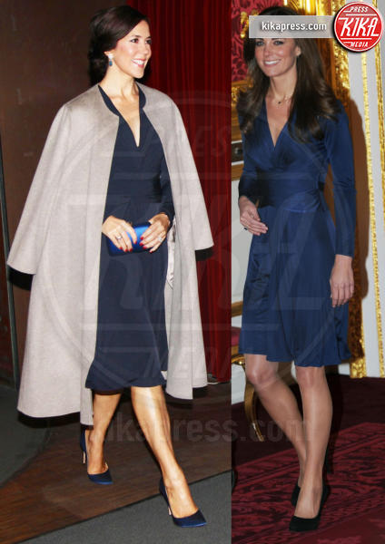 Principessa Mary di Danimarca, Kate Middleton - 08-02-2016 - Chi lo indossa meglio: Kate Middleton o Mary di Danimarca?