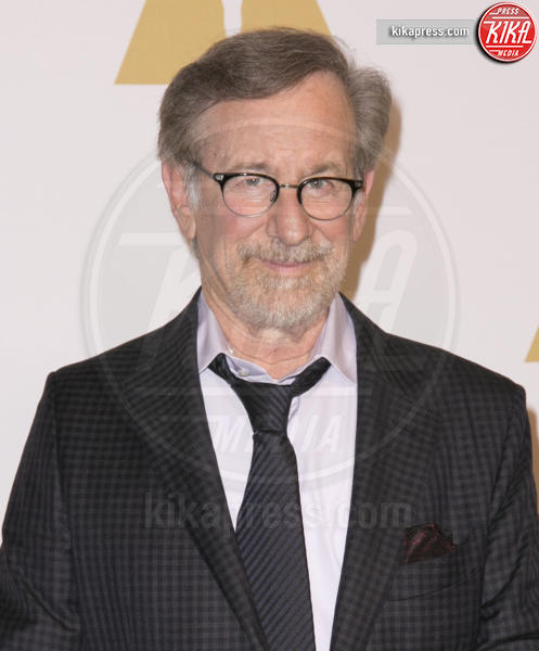 Steven Spielberg - Los Angeles - 08-02-2016 - Mark Rylance è Papa Pio IX in The Kidnapping of Edgardo Mortara