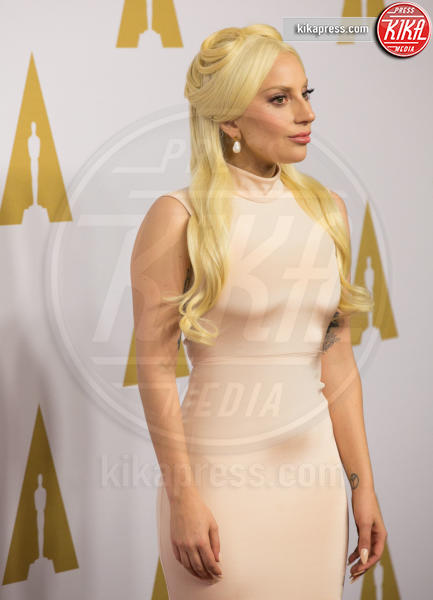 Lady Gaga - Los Angeles - 08-02-2016 - American Horror Story 6, ci sarà anche Lady Gaga?