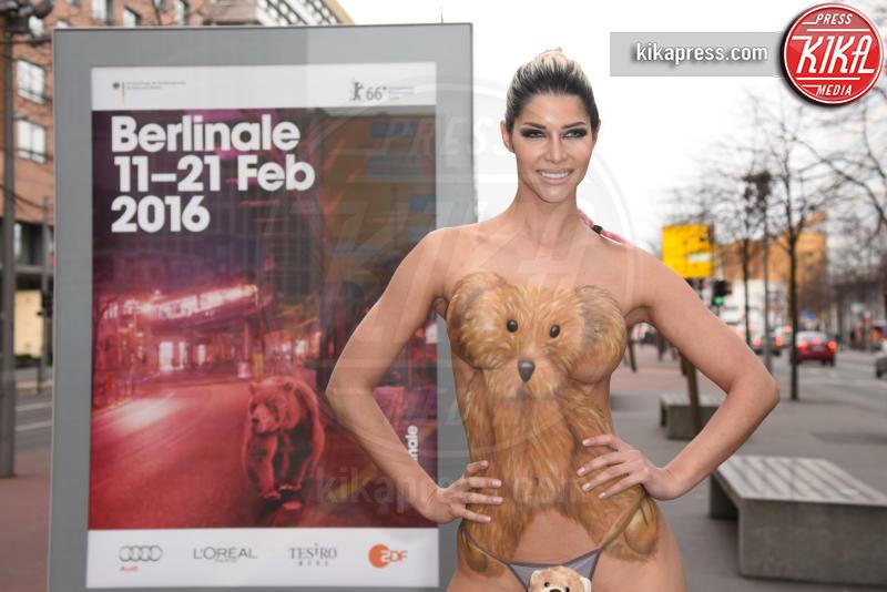 Micaela Schaefer - Berlino - 05-02-2016 - Micaela Schaefer: sarà la Berlinale più sexy