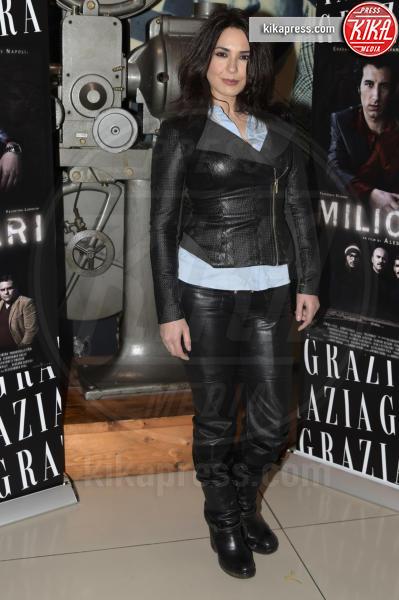 Karin Proia - Roma - 09-02-2016 - Francesco Scianna, un gangaster baffone e milionario