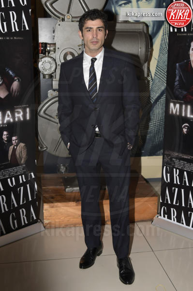 Carmine Recano - Roma - 09-02-2016 - Francesco Scianna, un gangaster baffone e milionario