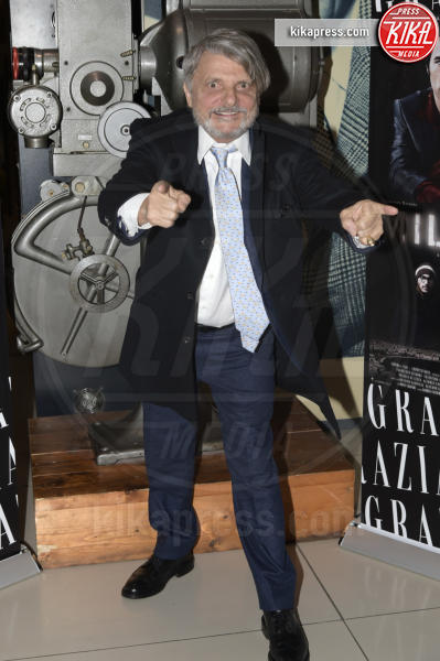 Massimo Ferrero - Roma - 09-02-2016 - Francesco Scianna, un gangaster baffone e milionario