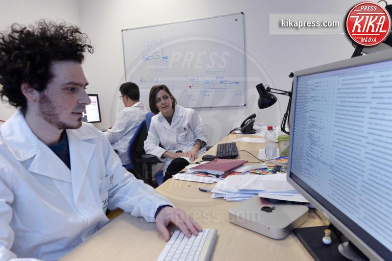 Davide Prandi, Matteo Benelli, Francesca Demichelis - Trento - 04-02-2016 - Non è una battuta: tumore alla prostata, la cura è donna
