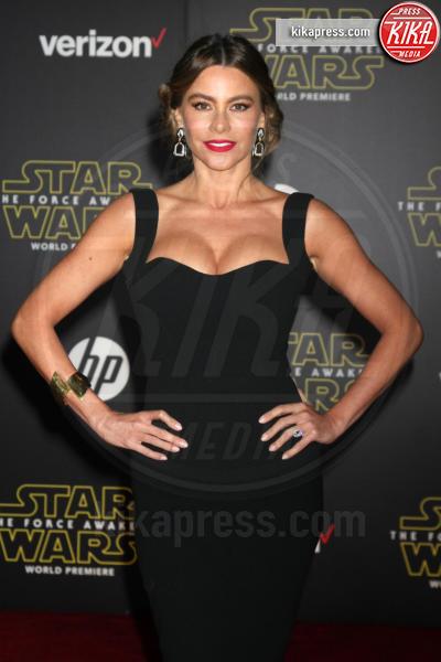 Sofia Vergara - Los Angeles - 15-12-2015 - Chi lo indossa meglio? Sofia Vergara e Amber Heard