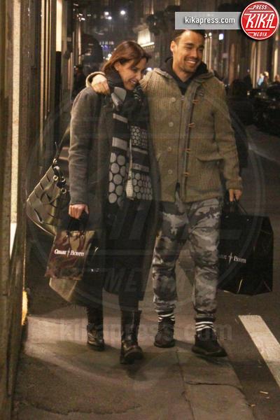 Fabio Fognini, Flavia Pennetta - Milano - 01-02-2016 - Flavia Pennetta e Fabio Fognini hanno detto sì