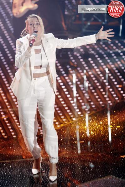 Ellie Goulding - Sanremo - 11-02-2016 - Grammy Awards 2016: Lady Gaga celebra David Bowie