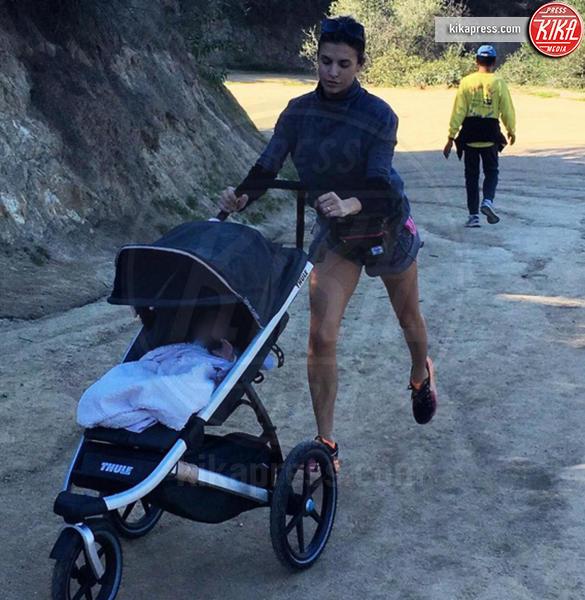 Elisabetta Canalis - Hollywood - 11-02-2016 - Star come noi: l'allenamento s'intensifica