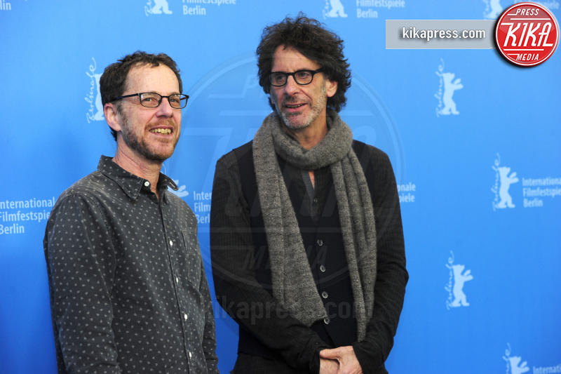 Ethan Coen, Joel Coen - Berlino - 11-02-2016 - The Ballad of Buster Scruggs: anche i fratelli Coen su Netflix