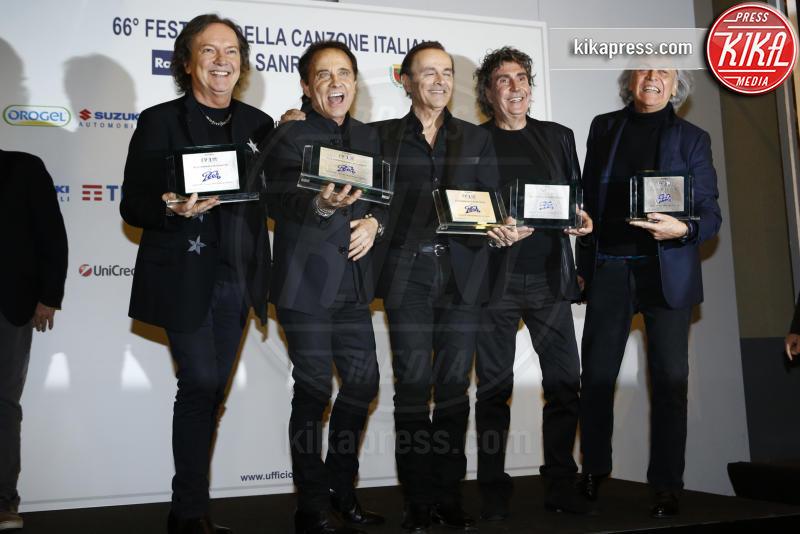 Pooh - Sanremo - 10-02-2016 - Sanremo 2016: i Pooh all'Ariston con la prima formazione