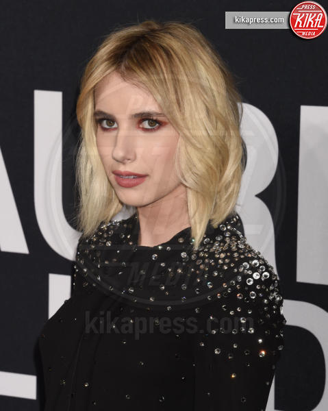 Emma Roberts - Los Angeles - 10-02-2016 - Jamie Lee Curtis è lei la vera Scream Queen
