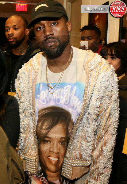Kanye West - New York - 11-02-2016 -