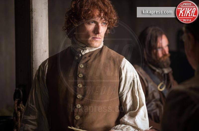 Sam Heughan - - - 22-10-2015 - Outlander, dal 9 aprile in TV la seconda serie
