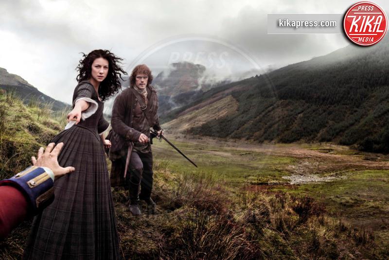 Caitriona Balfe, Sam Heughan - - - 27-05-2015 - Outlander, dal 9 aprile in TV la seconda serie