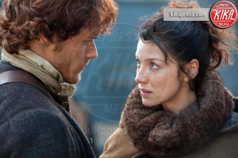 Caitriona Balfe, Sam Heughan - - - 23-06-2015 - Outlander, dal 9 aprile in TV la seconda serie