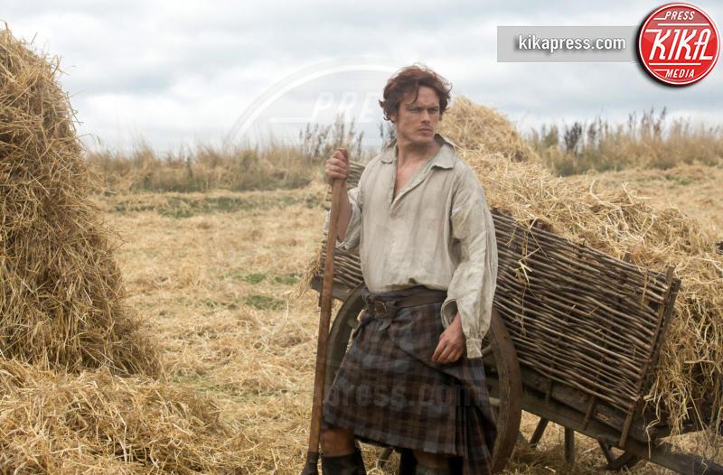 Sam Heughan - - - 10-06-2015 - Outlander, dal 9 aprile in TV la seconda serie