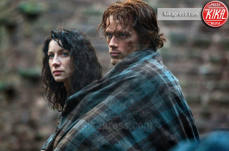 Caitriona Balfe, Sam Heughan - - - 10-06-2015 - Outlander, dal 9 aprile in TV la seconda serie