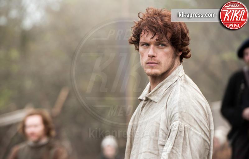 Sam Heughan - Outlander, dal 9 aprile in TV la seconda serie