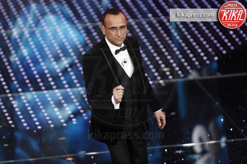 Carlo Conti - Sanremo - 13-02-2016 - Sanremo senza vallette? Ricordiamo le ex protagoniste