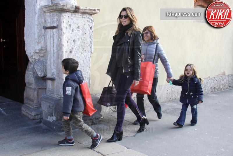 Tal Mimran, Liam Mimran, Claudia Galanti - Milano - 11-02-2016 - Mamme in carriera: i figli sono la chiave del successo