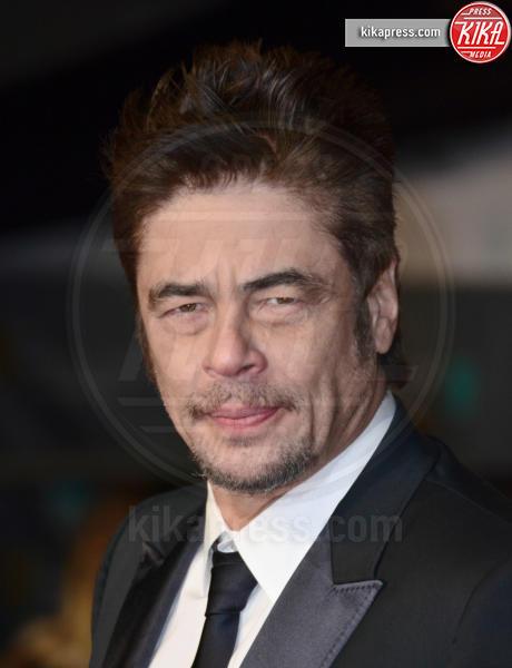 Benicio Del Toro - Londra - 14-02-2016 - Star Wars 8: nel cast anche Benicio Del Toro e Laura Dern
