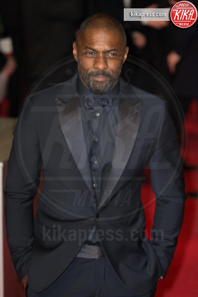 Idris Elba - Londra - 14-02-2016 - McConaughey e Idris Elba saranno i protagonisti de La Torre Nera
