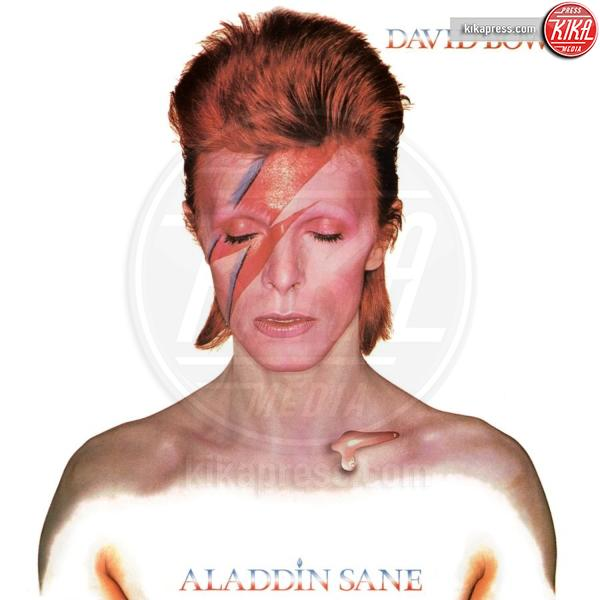 David Bowie - Hollywood - 15-02-2016 - Grammy 2016, spettacolare Lady Gaga con un medley di Bowie