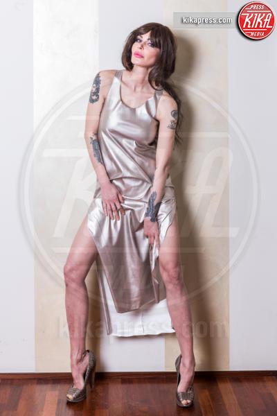 Nina Moric - Milano - 15-02-2016 - Nina Moric: da modella a capolista di Casa Pound