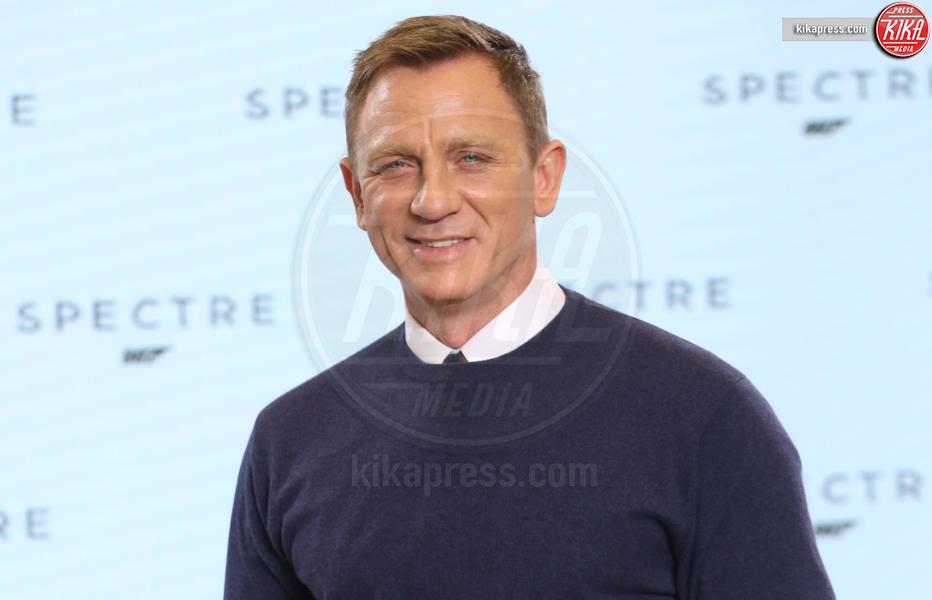Daniel Craig - Londra - 04-12-2014 - Monica Bellucci è la nuova bond girl