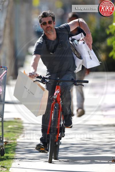 Patrick Dempsey - Los Angeles - 15-02-2016 - David Gandy è diventato papà: ora anche lui è un DILF...