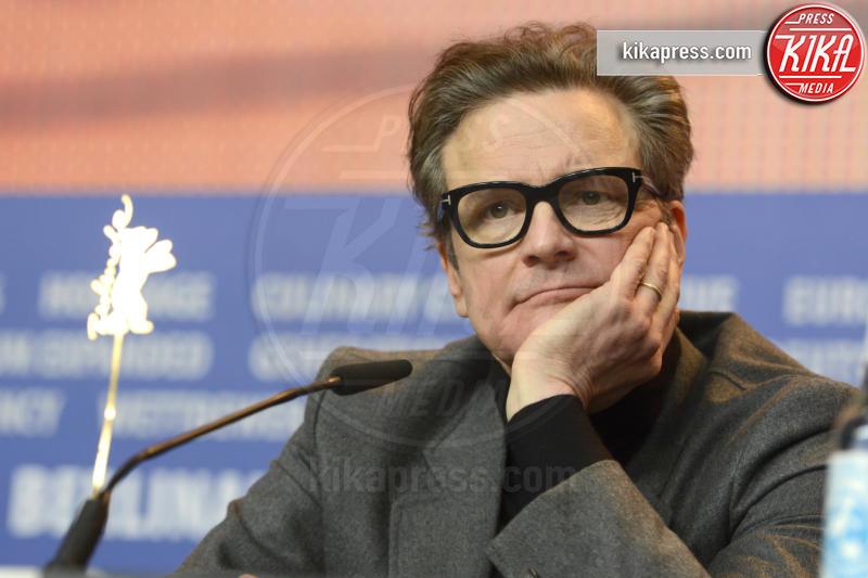 Colin Firth - Berlino - 16-02-2016 - Colin Firth a un passo da Kursk, il nuovo film di Vinterberg