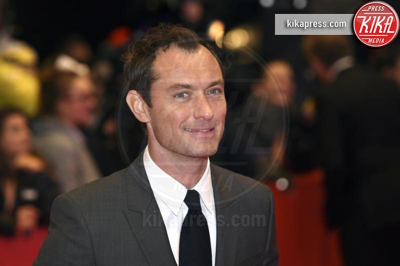 Jude Law - Berlino - 04-02-2014 - Jude Law nei panni di Albus Silente? Wow!