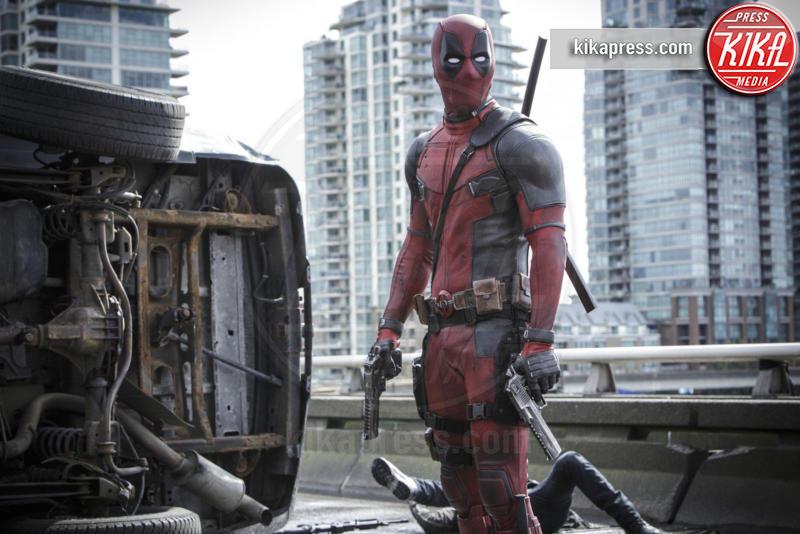 Deadpool - Hollywood - 17-02-2016 - Mtv Movie Awards 2016: Star Wars domina le nomination