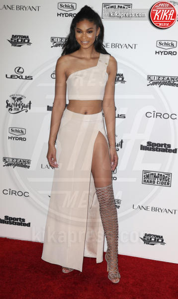 Chanel Iman - New York - 17-02-2016 - Gigi Hadid, sotto il vestito poco, ma quale vestito?