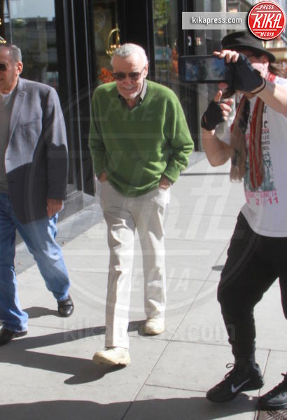 Stan Lee - Los Angeles - 18-02-2016 - Stan Lee girerà ben tre cameo nei film Marvel