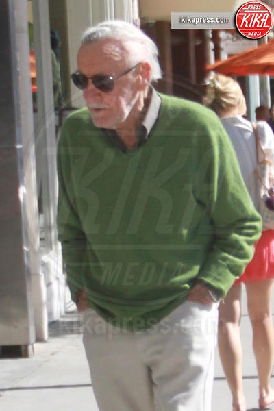 Stan Lee - Los Angeles - 18-02-2016 - Stan Lee girerà ben tre cameo nei film Marvel