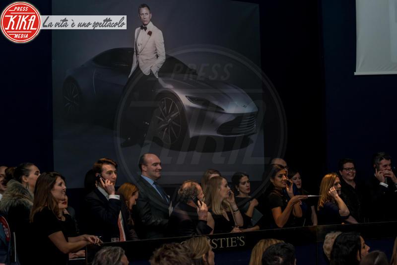 Aston Martin DB10 - Londra - 19-02-2016 - Asta record per la fuoriserie di Spectre. Ma resterà in garage