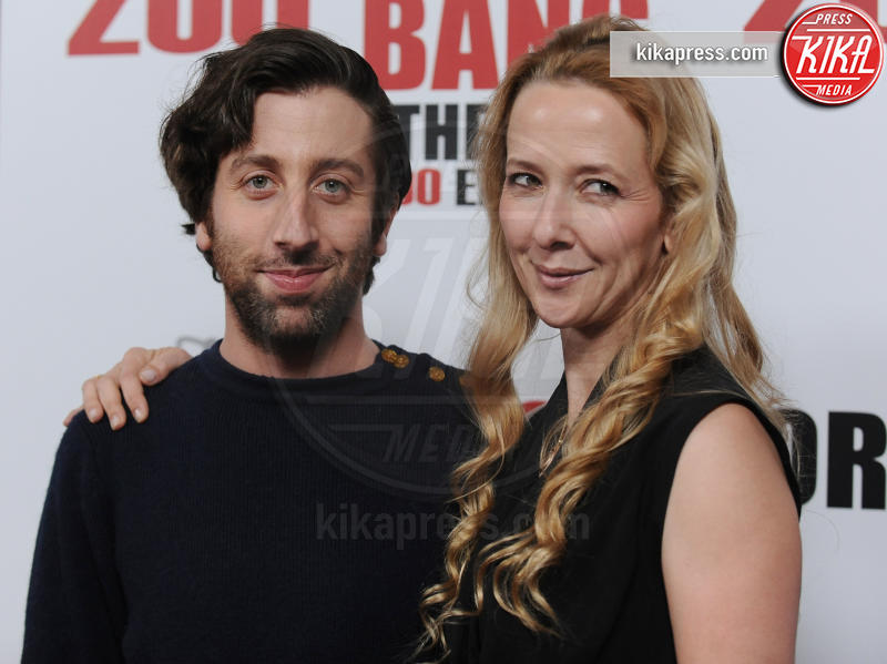 Jocelyn Towne, Simon Helberg - Los Angeles - 20-02-2016 - The Big Bang Theory, la decima stagione potrebbe essere l'ultima