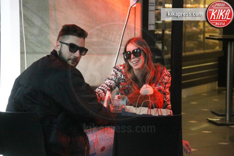 Pietro Aradori, Guendalina Canessa - Milano - 20-02-2016 - GF, Guendalina Canessa rifiutò McConaughey! Scopri il motivo