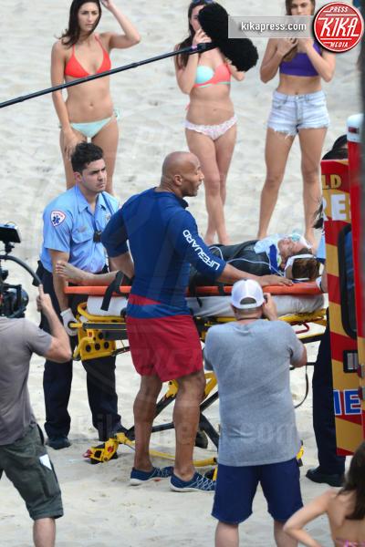 Dwayne Johnson - Boca Raton - 23-02-2016 - Baywatch: il primo salvataggio di Dwayne