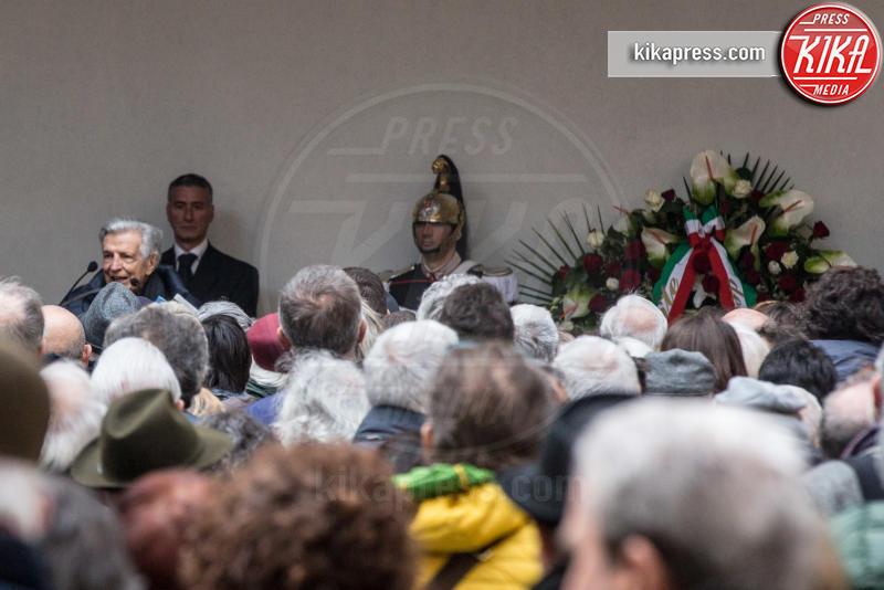 Furio Colombo - 23-02-2016 - Addio Maestro: l'ultimo commosso saluto a Umberto Eco