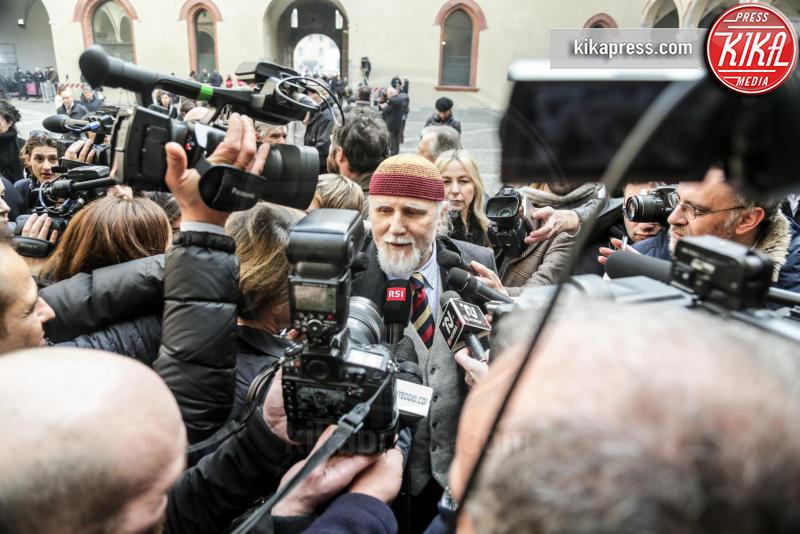 Moni Ovadia - 23-02-2016 - Addio Maestro: l'ultimo commosso saluto a Umberto Eco