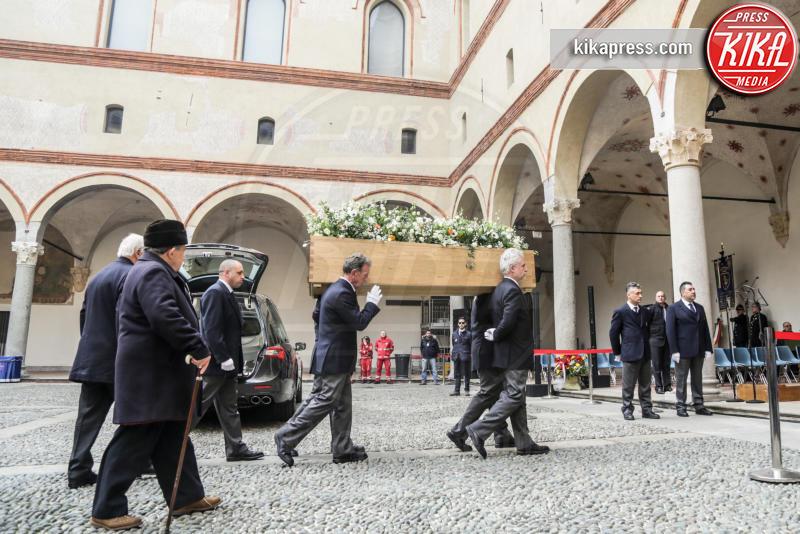 Funerali Umberto Eco - 23-02-2016 - Addio Maestro: l'ultimo commosso saluto a Umberto Eco
