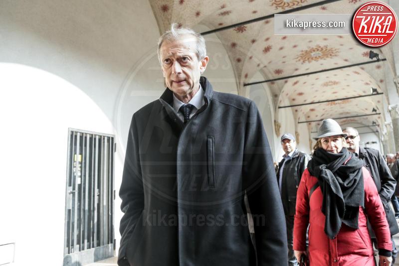 Piero Fassino - 23-02-2016 - Addio Maestro: l'ultimo commosso saluto a Umberto Eco