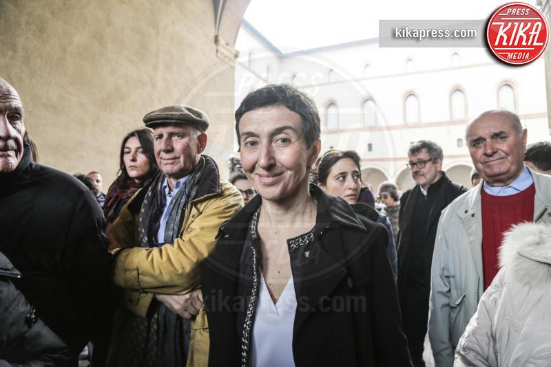 Francesca Balzani - Milano - 23-02-2016 - Addio Maestro: l'ultimo commosso saluto a Umberto Eco