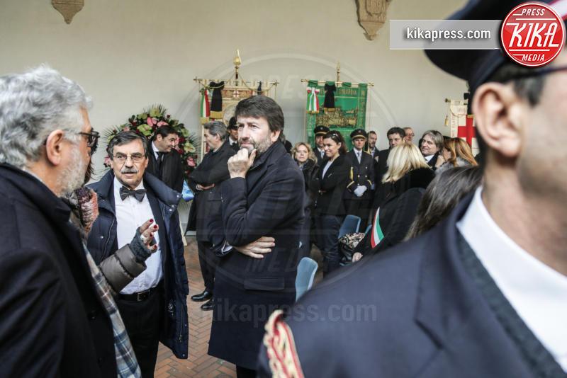 Dario Franceschini - Milano - 23-02-2016 - Addio Maestro: l'ultimo commosso saluto a Umberto Eco