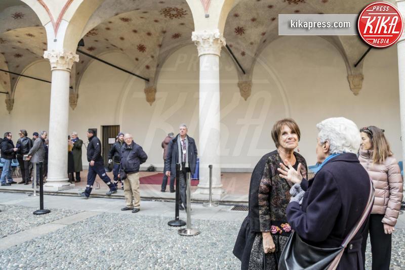 Lella Costa - 23-02-2016 - Addio Maestro: l'ultimo commosso saluto a Umberto Eco