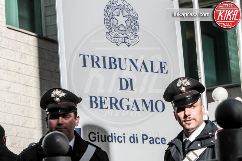 Tribunale di Bergamo - Bergamo - 24-02-2016 - Processo Bossetti: tocca a Ester Arzuffi