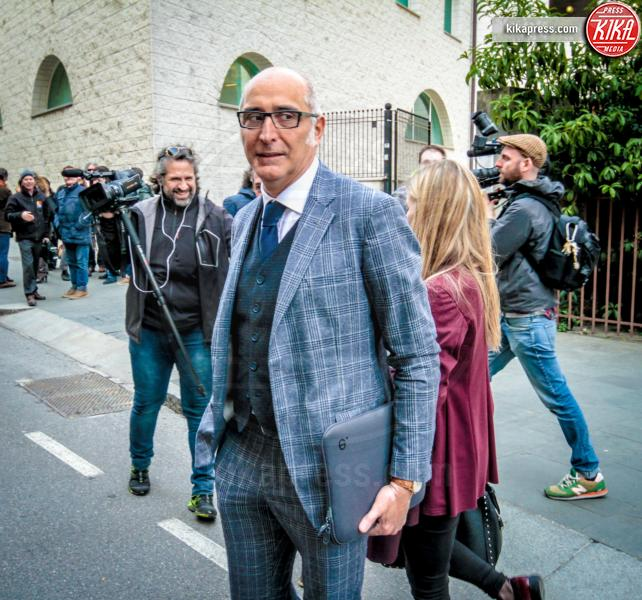 Tribunale di Bergamo, Claudio Salvagni - Bergamo - 24-02-2016 - Caso Yara, per Massimo Giuseppe Bossetti è ergastolo